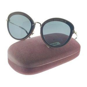 MU50RS-UFB9L1 Women's Brown Frame Sunglasses